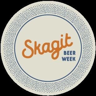 Beer Coaster ~ CARDINAL Craft Brewing ~ Skagit Valley College ~ WASHINGTON; Bird